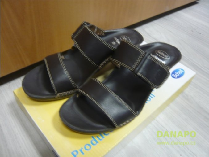 30124 damske sandale pantofle nazouvaky scholl liz 35