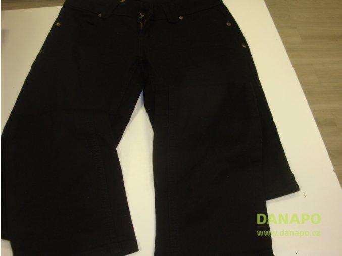 30145 damske smagli italian jeans cerne s 36