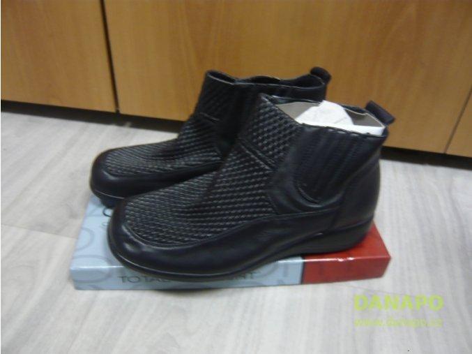 30205 damske zimni boty kozacky natur comfort