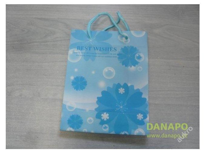 30421 darkova taska modra kvetiny mala noell
