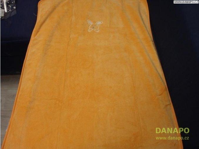 30505 deka oranzova zajicek