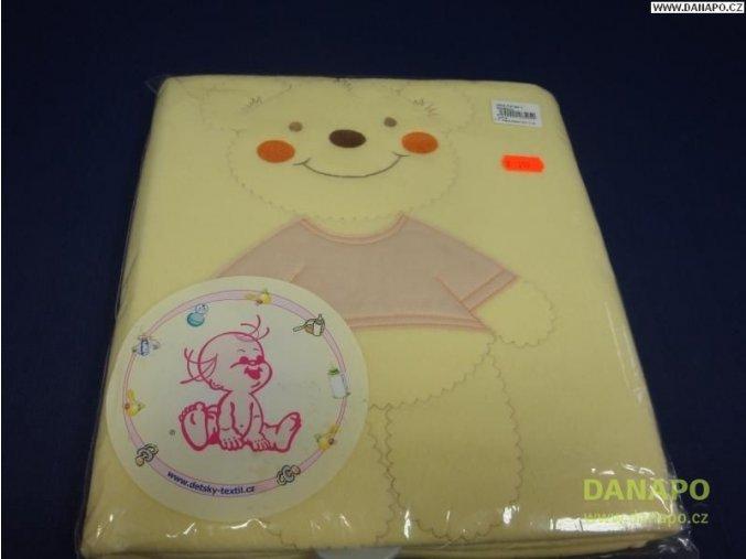30604 deka zluta medved