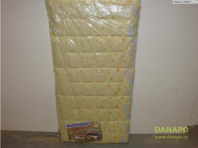 30799 1 detska matrace do postylky zluta gryko sen