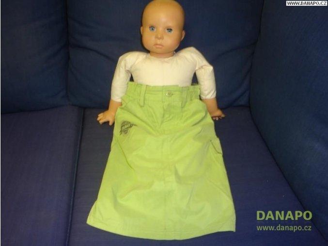 30841 detska sukne t go zelena