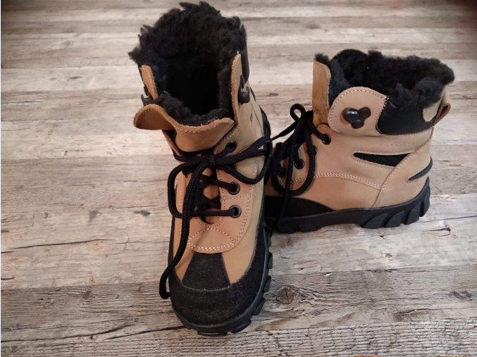 Dětské zimní boty PK-REGA vel. 28, 30, 32, 34