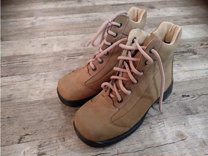Dívčí zimní boty kozačky PK-REGA vel. 32,33