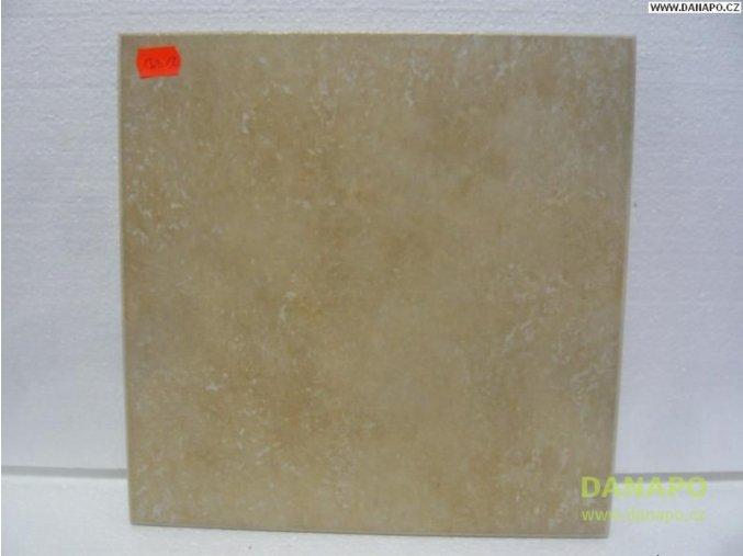 31339 dlazba svetle bezovo zluta s bilym dekorem 30x30 1 44m2