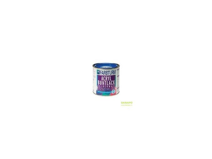 31633 farbturm acryl barevny nater vysoky lesk kremova