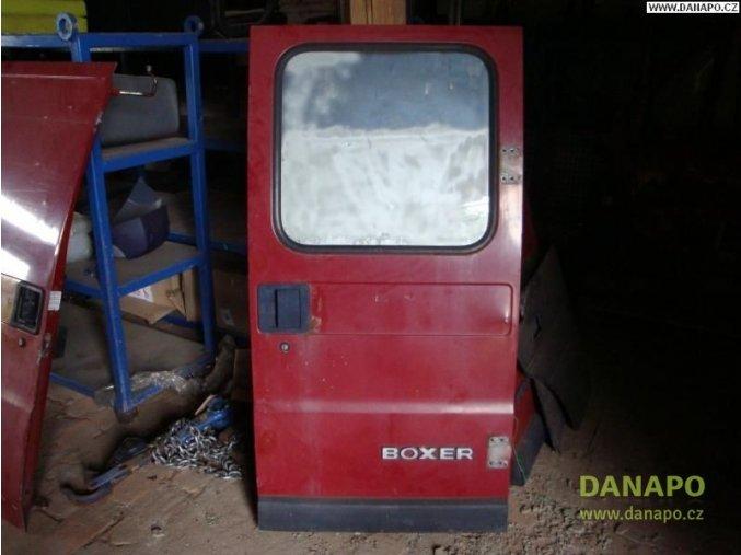 32269 jumper boxer ducato zadni dvere prave
