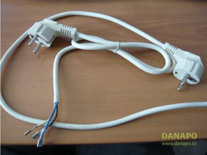 32299 kabel s eur konektorem max 16a delka 0 8 m