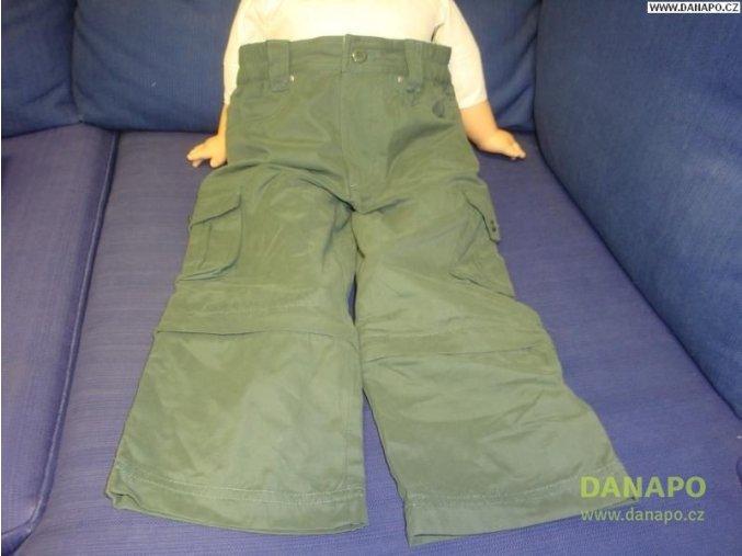 32347 kalhoty t go dlouhe zelene vel 116
