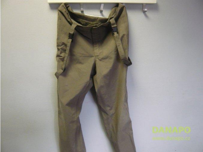 32371 kalhoty vojenske rybarske bw bundeswehr gora tex