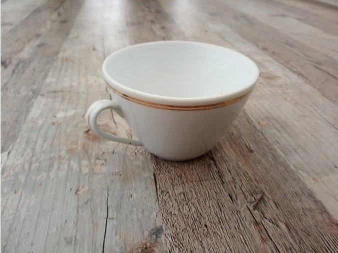 Porcelánový šálek hrnek značeno Korea