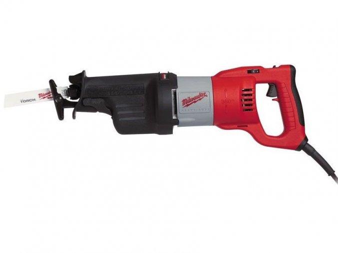 Pila ocaska šavlová mečová elektrická Milwaukee SSPE 1300 QX