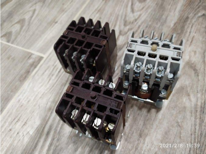 Stykač V25 25A V16 cívka 220V/50Hz