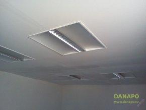 13786 3 nastenne podhledove stropni svitidlo 2x40w usporne svetlo