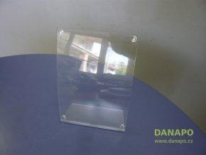 28252 a5 a6 plastovy stojanek magneticky na oznaceni