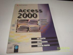 Access 2000 - podrobný průvodce začínajícího uživatele