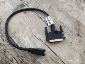 28303 amp kabel kamera mdb 26 pin seriovy 25 pin 0 4m