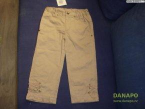 Béžové kalhoty Dirkje 110 dlouhé