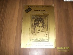 28777 borek katalog znamek 1970 1971