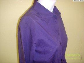 29527 2 damska bluza dl ruk fialova