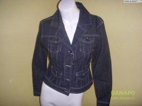 29581 damska jeans bunda