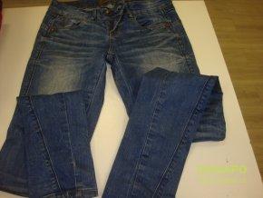 29737 damske jeans kalhoty timeout l 32 w26