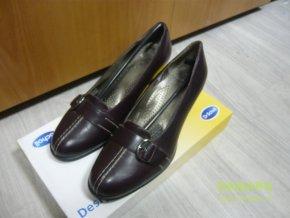 29767 damske kotnickova obuv scholl demi fialova