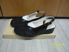 Dámské pantofle sandále boty Novafle 69937