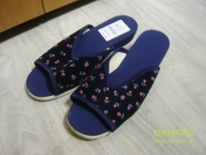 29956 damske papuce pantofle beda klin 5 os 36 22cm