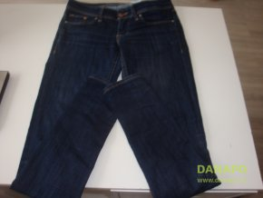 30097 damske rifle denim h m s 36