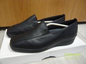 30217 damske zimni boty polobotky apache soft 37