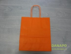 Dárková taška - Oranžová