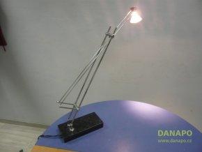 Designová futuristická lampa lampička světlo