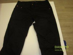 31111 cerne jeansove kalhoty v 36