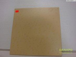 31324 dlazba cersanit zluta s dekorem 30x30 0 9m2
