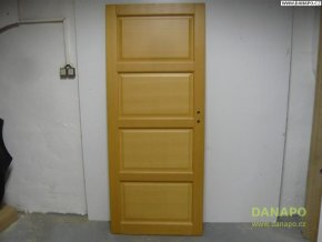 31459 dvere svetle zlute leve plne