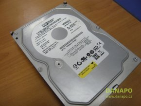 HDD disk Western Digital 7200.7 80GB SATAII