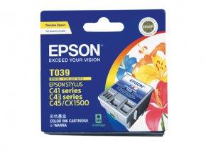 Toner Epson T039 (T03904A) color barevná inkoustová
