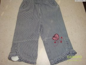 32317 modrobile kalhoty dirkje vel 74