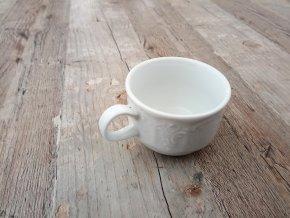 Porcelánový šálek Caroline Bellevue 0,09 l, stohovatelný