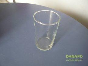32716 klasicka sklenice sklenicka bez zdobeni 0 2l cira