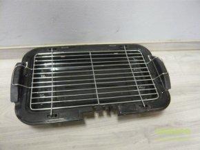 33622 kovove telo s rostem k elektrickemu grilu gril