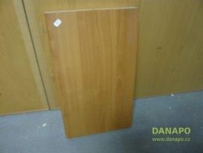 33784 kuchynska pracovni deska plna hneda 59x34cm