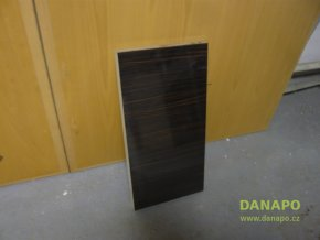33787 kuchynska pracovni deska plna hneda 60x30cm