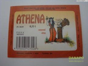Limo etiketa - Athena - Tesa - Tečovice