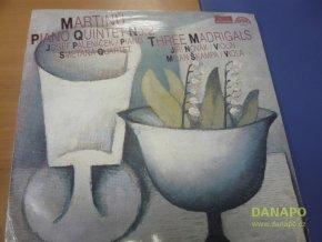 34087 lp bohuslav martinu klavirni kvintet tri madrigaly