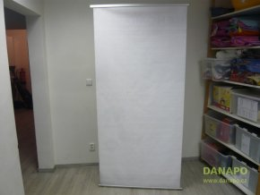 34540 mobilni reklamni stojan banner roll up 2 1x1m
