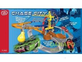 Motorizovaný set město - Chad Valley